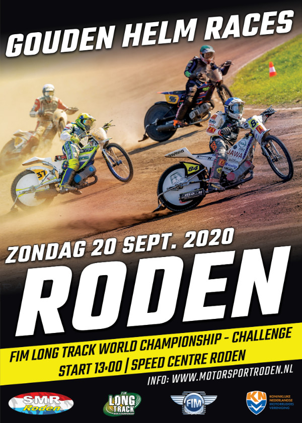 Gouden Helm Roden FIM Long Track World Championship